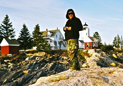 07.11.04 Pemaquid Point - Bill Johnson