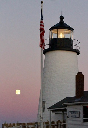 16.10.14 Pemaquid Point Full Moon
