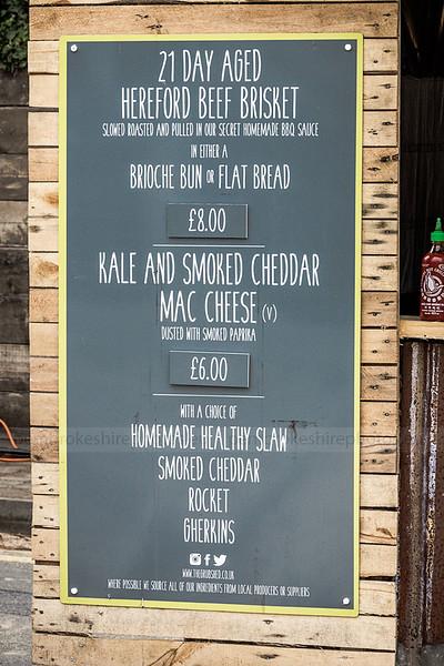 Pembrokeshire Street Food Festival.