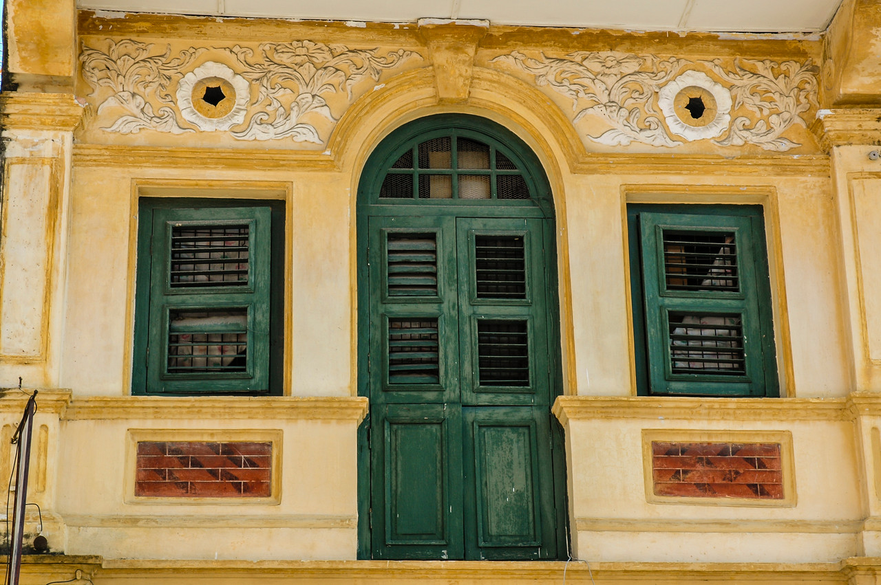 Georgetown, Penang - Architecture