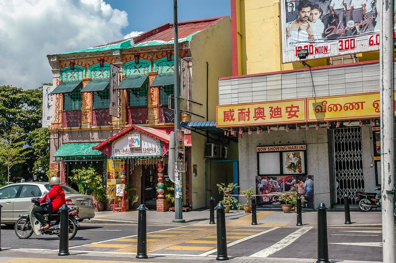 Georgetown, Penang - Around Town
