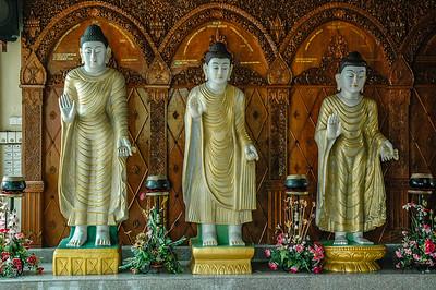Georgetown, Penang - Temples