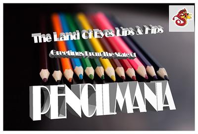 Pencilmania by soyracha