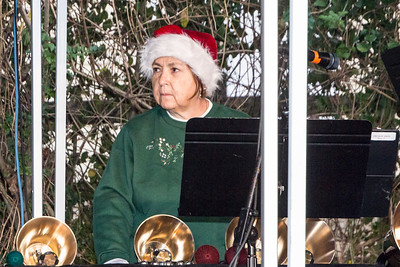 2012-12-01 PUMC Joy Ringers @ Fairfax Festival of Lights