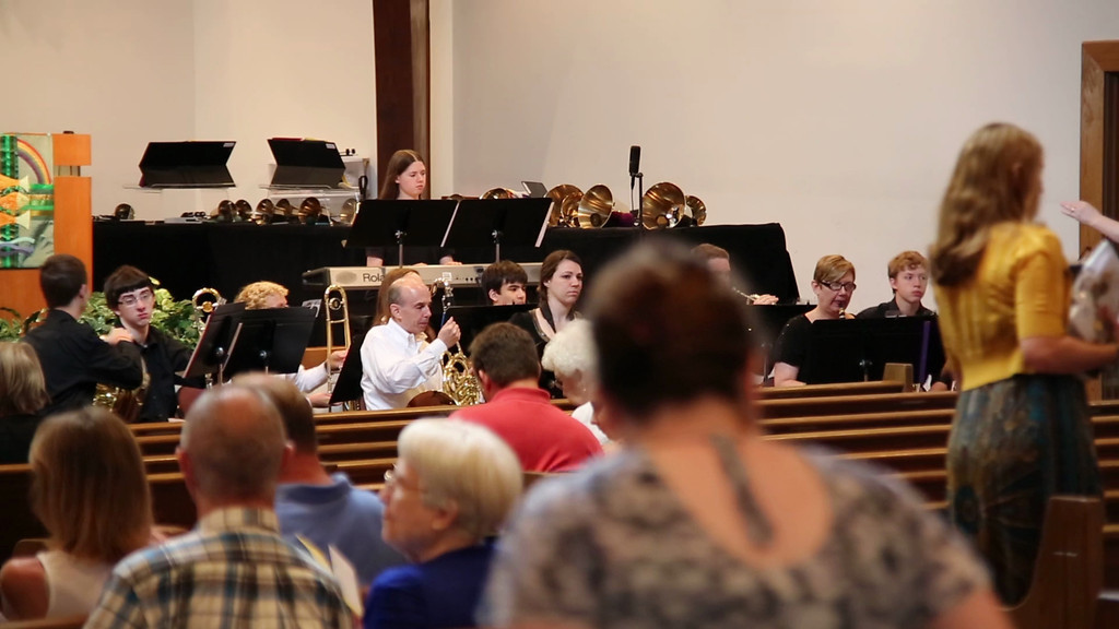 2013-06-16 PUMC Youth Orchestra