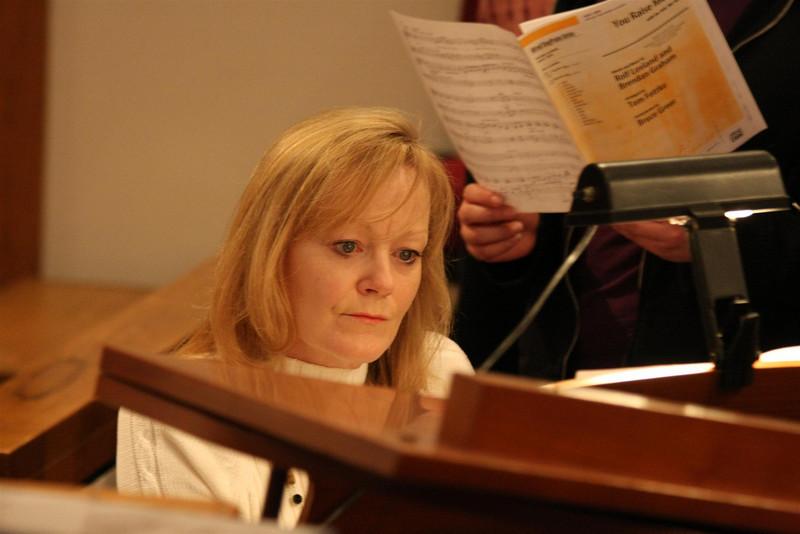 PUMC Youth Choir Rehearsal 2009-03-15 (29)