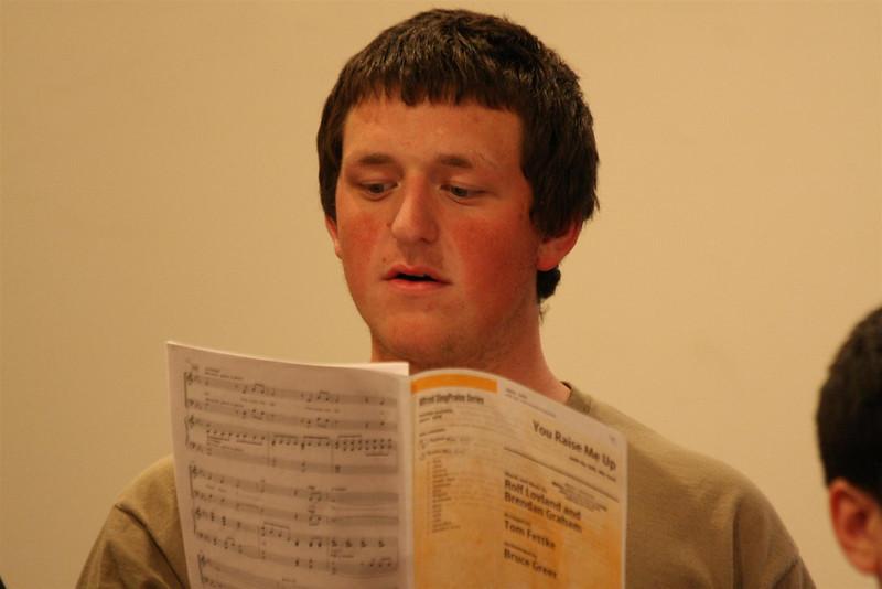PUMC Youth Choir Rehearsal 2009-03-15 (7)