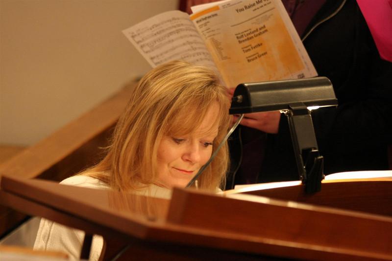 PUMC Youth Choir Rehearsal 2009-03-15 (23)
