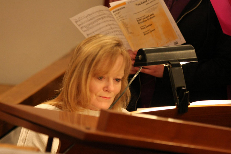 PUMC Youth Choir Rehearsal 2009-03-15 (12)