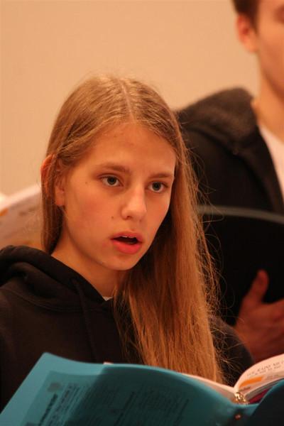PUMC Youth Choir Rehearsal 2009-03-15 (6)