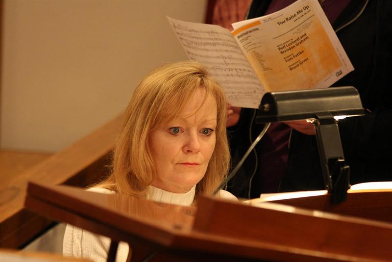PUMC Youth Choir Rehearsal 2009-03-15 (37)