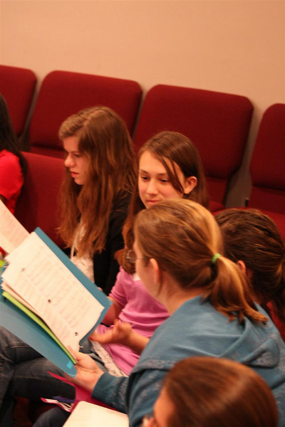 PUMC Youth Choir Rehearsal 2009-03-15 (3)
