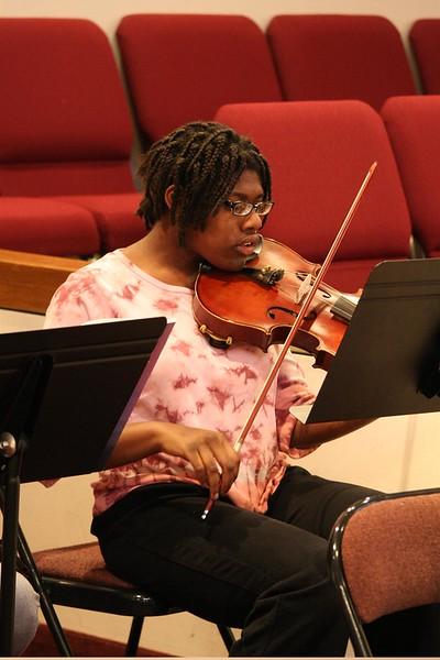 PUMC Wind Ensemble Rehearsal 2009-03-15 (47)