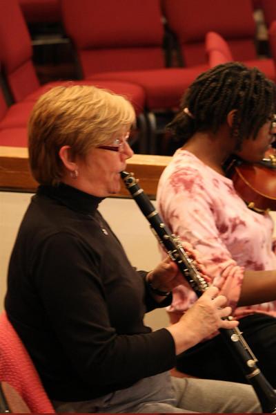 PUMC Wind Ensemble Rehearsal 2009-03-15 (43)