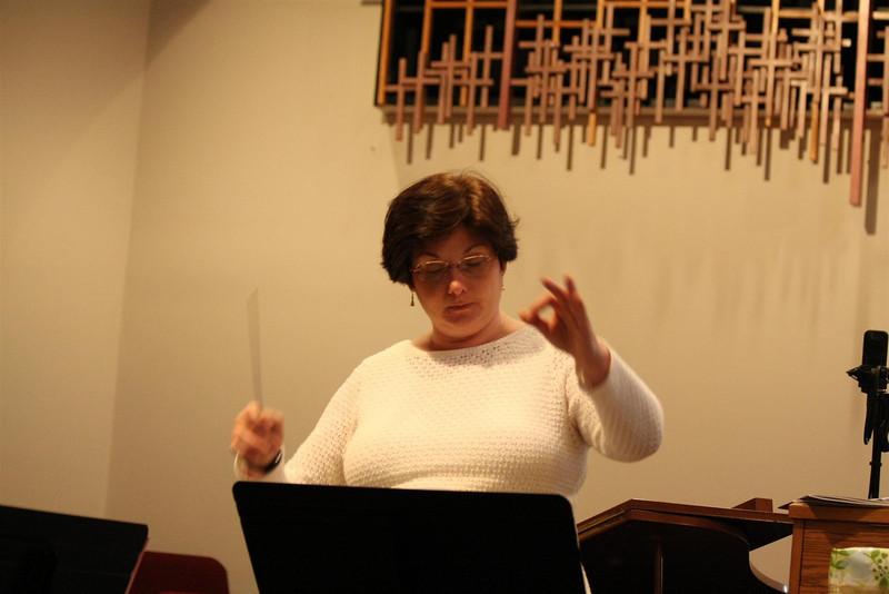 PUMC Wind Ensemble Rehearsal 2009-03-15 (48)