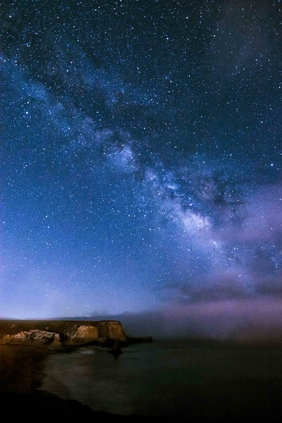 Milky Way, Davenport