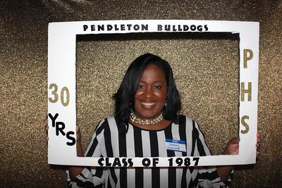 Pendleton HS 30 year Reunion 7-8-17