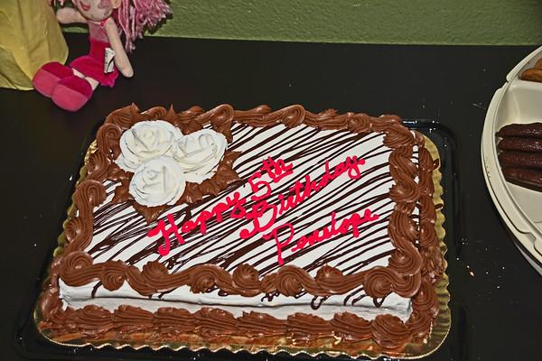 Penelope's Birthday: 11-11-17