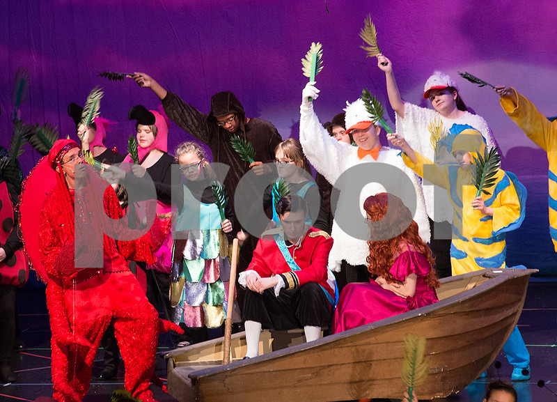"Children's Community Theatre's 2013 Penguin Project production of ""The Little Mermaid"" is the subject of a documentary titled ""Go Penguins!"""