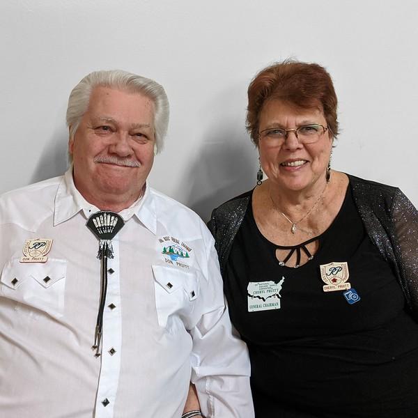 Don & Cheryl Pruitt