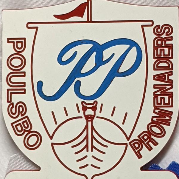 Poulsbo Promenaders' Logo