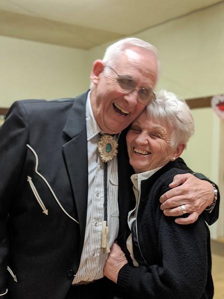 Doug & Priscilla Davis