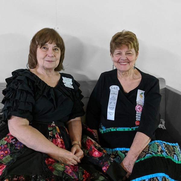 Donna Rohde & Gail Johnston