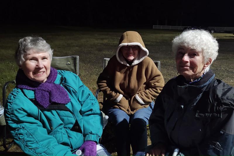 Kathy Tokin, Gail Johnston & Kathy Rooney