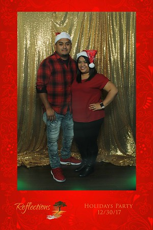 Peninsula Reflections Holidays Party 2017