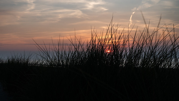 Talacre sunset