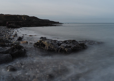 Penmon beach