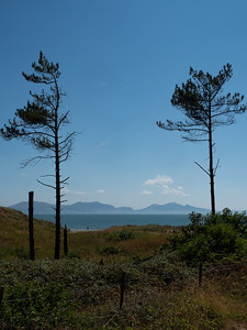 Newborough mountain view