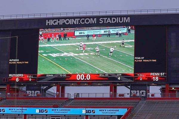 Penn State @ Rutgers