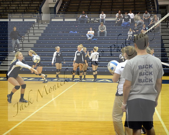 2011 PSUAC WOMEN'S VOLLEYBALL CHAMPIONSHIPS