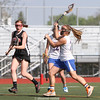 Action during the Penn Yan vs. Geneva girls lacrosse game, May 8, 2015.