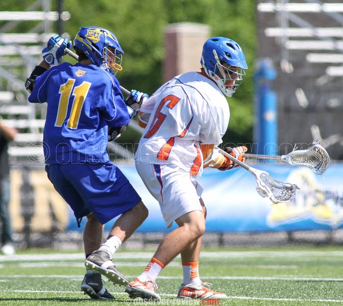 Penn Yan vs. Cazenovia boys lacrosse in the New York State semifinal game, June 3, 2015.
