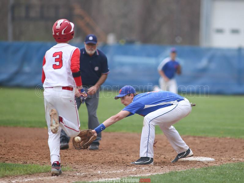 Penn Yan Baseball 4-22-16.