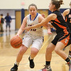 Penn Yan Girls Basketball 1-22-16.