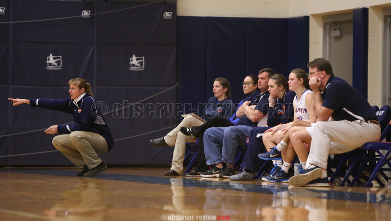 Penn Yan Girls Basketball 12-9-15.