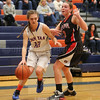 Penn Yan Girls Basketball 2-3-16.