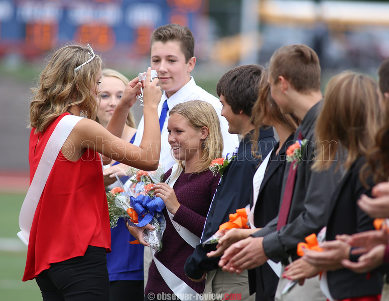 Penn Yan Football 9-19-15 (Homecoming).