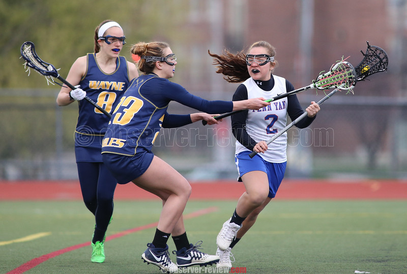 Penn Yan Girls Lacrosse 4-29-16.