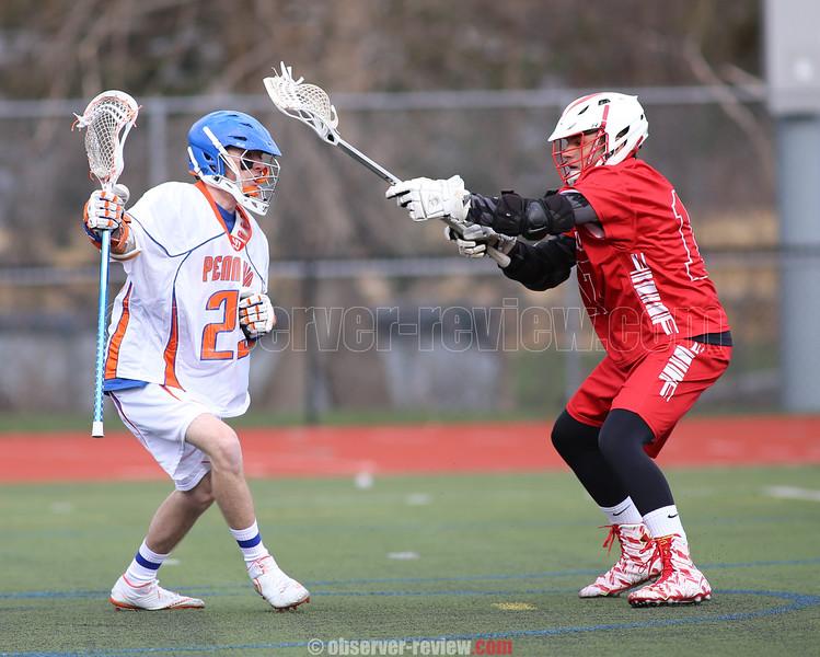 Penn Yan Lacrosse 4-12-16.