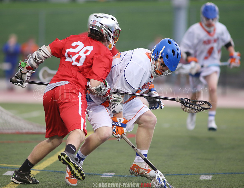 Penn Yan Lacrosse 4-22-16.