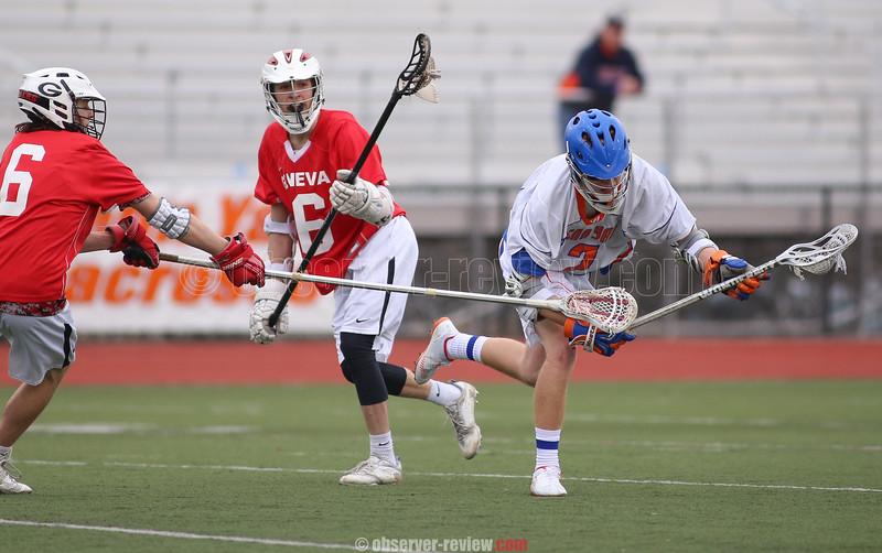 Penn Yan Lacrosse 4-7-16.