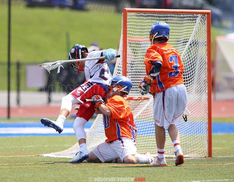 Penn Yan Lacrosse State Final Game Against Cold Spring Harbor, Saturday, June 11, 2016.