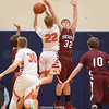 Penn Yan and Dundee Boys Basketball 2-11-16.