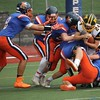 Penn Yan Football 10-8-16 (Homecoming).