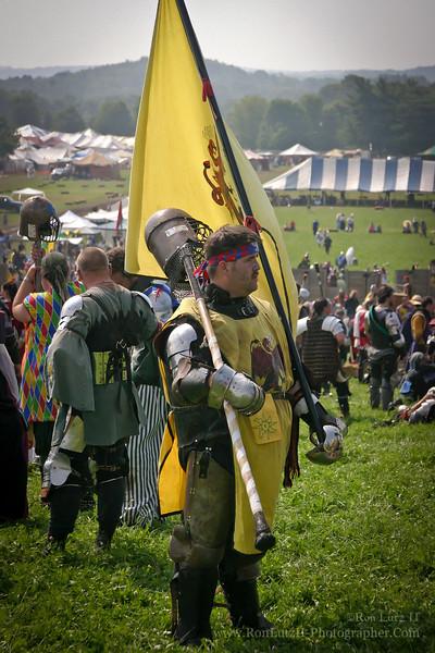 Castle Battle - Pennsic War 32 08-12-2003