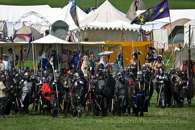 Field Battle - Pennsic War 33 08-16-2004
